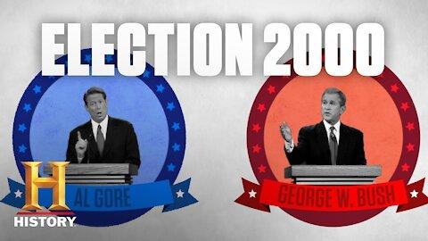 Al Gore or George W. Bush Presidential Election Decision