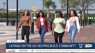 Latinas on the Go helping build community