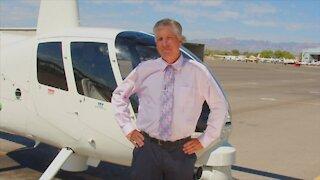 Longtime Las Vegas traffic reporter Tom Hawley has died