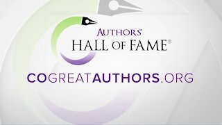 Colorado Authors' Hall of Fame 2021