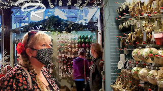 Liberty London 2020 Christmas Shop