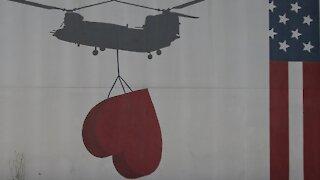 First Flight Of Afghan Evacuees Lands In U.S.