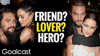 The Truth Behind Jason Momoa's Relationships | Life Stories by Goalcast