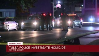 Tulsa Police Investigating homicide shooting in East Tulsa