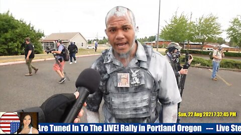 ANTIFA Attacks Protesters In Portland - PART 5