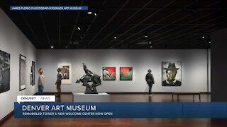 Denver Art Museum renovation includes 2 new elevators