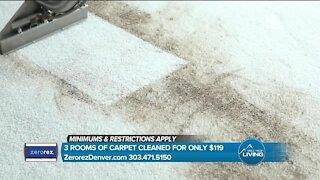 Carpet Cleaning Deals! // Zerorez