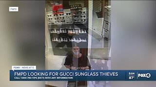 FMPD searching for suspects