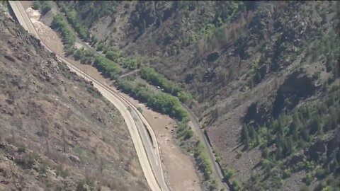Polis says 'days to weeks' before Glenwood Canyon can reopen, plans to issue disaster declaration