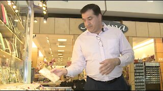 Las Vegas small business impacted by supply chain disruptions