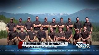 Remembering the Granite Mountain Hotshots four years later