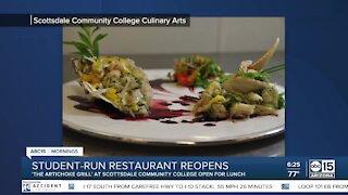The BULLetin Board: Student-run restaurant reopens