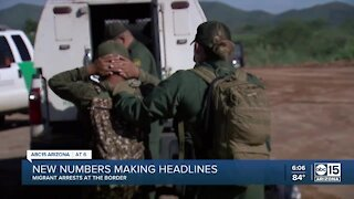 What's behind the new record of border encounters?