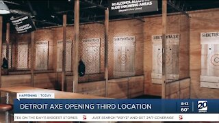 Detroit Axe opening new location in Corktown on Friday