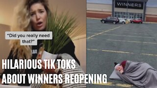 Hilarious TikToks That Show How Much Canadians Missed Winners & HomeSense