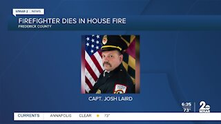 Fire Captain killed in house fire