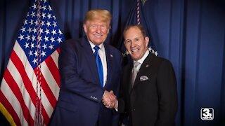 Nebraska gubernatorial candidate Charles Herbster backed by Trump, but not Ricketts; Herbster repsonds