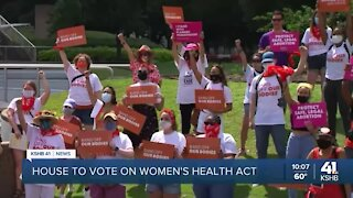 Push to protect access to abortion: What federal legislation means for Kansas and Missouri