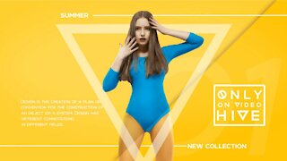 Models Fashion Promo| free after effect template