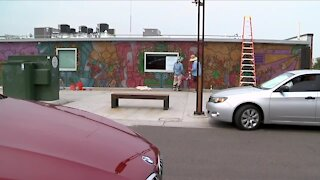 Organization works to preserve murals by Chicano artists