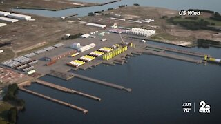 Steel manufacturing proposed for Sparrows Point