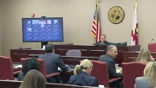District challenge to Florida's mask mandate ban begins