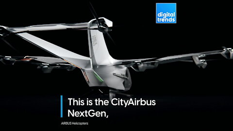 Latest Airbus flying taxi is one you might want to hail