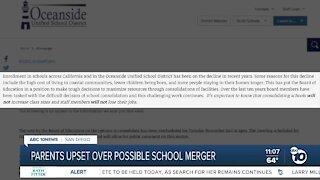 Del Rio Elem. School parents upset over school merger