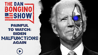 Painful to Watch: Biden Malfunctions Again