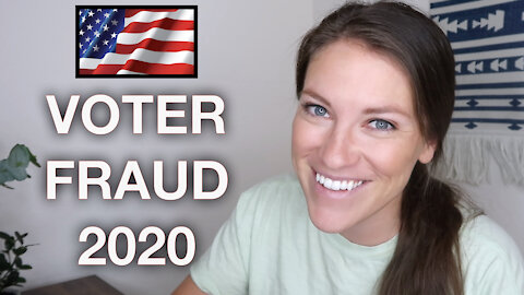 THIS IS HUGE: Video Evidence of Ballot Trafficking & VOTER FRAUD