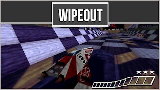 Wipeout - PlayStation