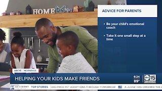 The BULLetin Board: Helping kids make friends