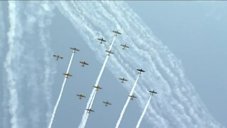 EAA AirVenture organizers think this year's show may be bigger than ever