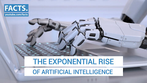 The Exponential Rise of Artificial Intelligence