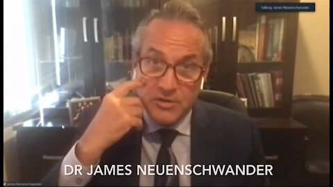 Dr James Neuenschwander: Vaccine Is Killing People And Does Not Stop The Spread
