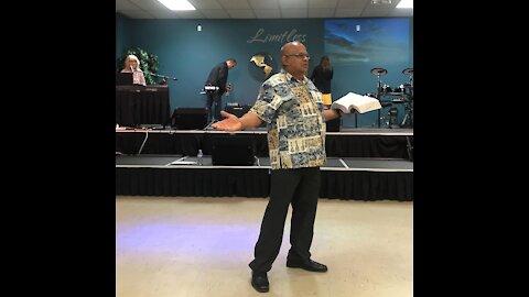 Bonnyville Community Church Pastor, Ken Jagessar
