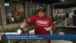 Milwaukee Night Market kicks off