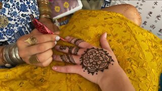 How a local Henna artist used her gift to help heal herself and others