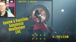 Review and Reaction: Babymetal Headbanger - Live
