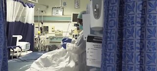 Las Vegas valley hospitals see influx in COVID-19 cases