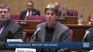 Maricopa County election audit report released Friday