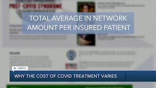 Why the Cost of Covid Treatment Varies