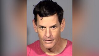 Southern Nevada man accused of burning down his house, 2 others