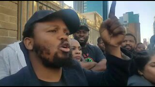 We don't trust white people, says BLF (XH6)