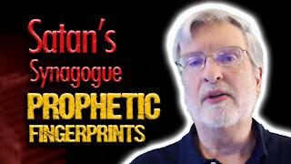 Satan's Synagogue!   Bryan Melvin  Prophetic Fingerprints Pt. 8