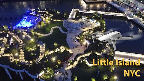 Little Island, NYC