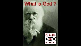 How does God describe himself?