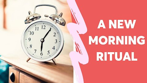 Want a New Healthy Morning Ritual? Here's Something to Try!