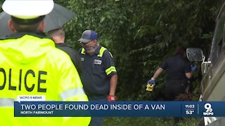 Two people found dead in North Fairmount