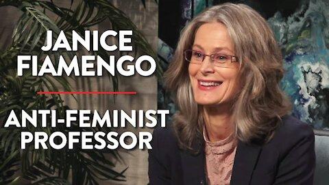 Anti-Feminist Professor | Janice Fiamengo | WOMEN | Rubin Report